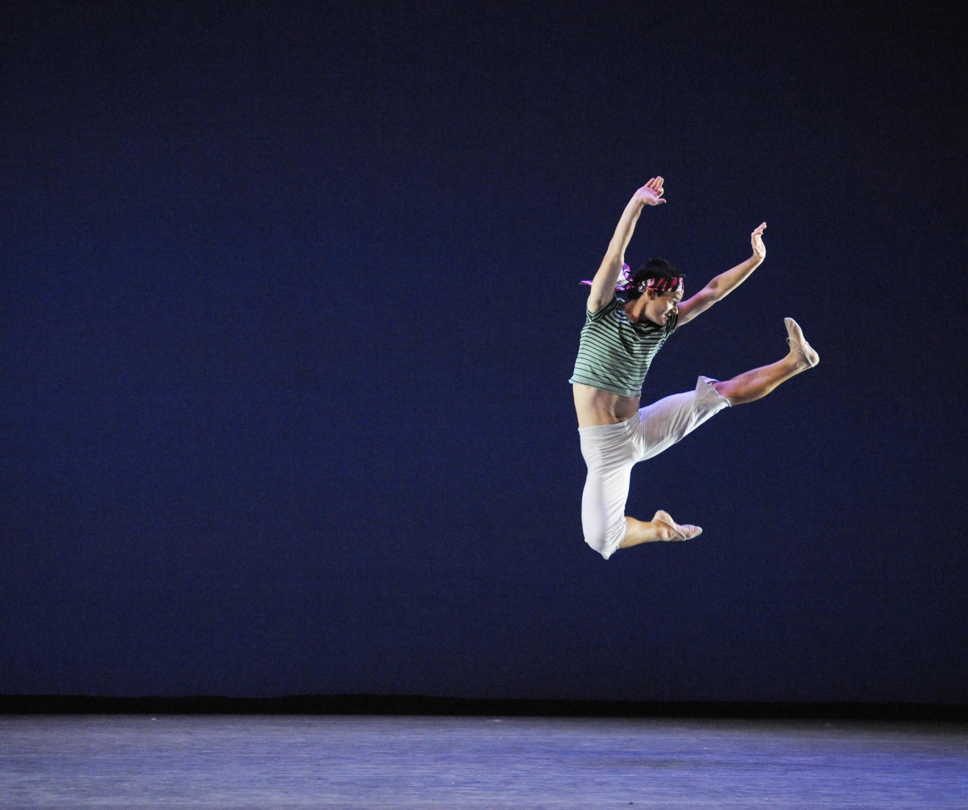 Ballet – a Choreographer's Evening